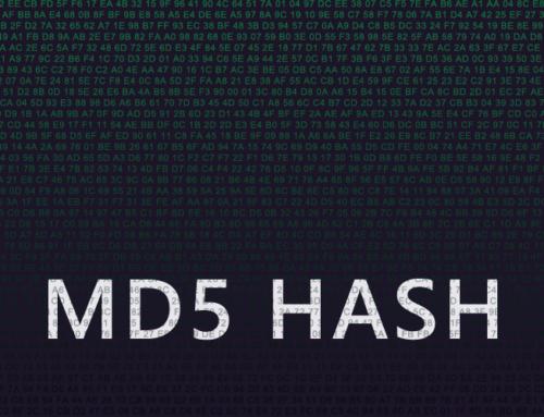 2 способа вычислить MD5 хэш переменной вZennoPoster